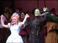 Kristen and Idina - wicked photo