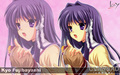 Kyo - clannad wallpaper
