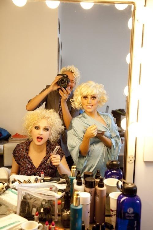 lady gaga v magazine photo shoot. Lady GaGa Photo Shoots By Ellen Von Unwerth For V Magazine #64