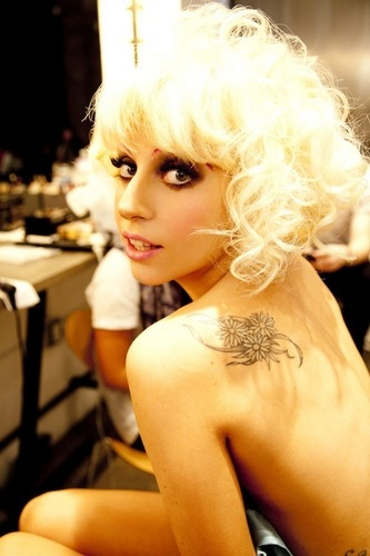 Lady GaGa Foto Shoots Von Ellen Von Unwerth For V Magazine #64