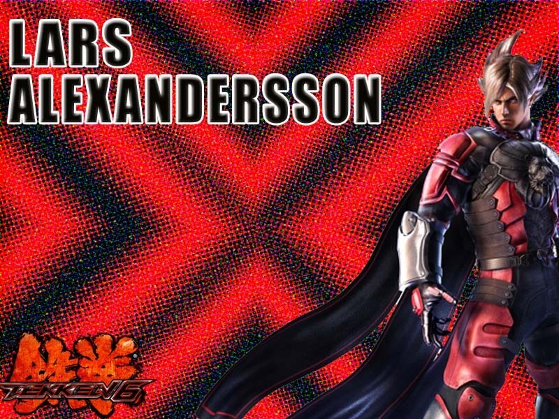 Tekken Images Lars Alexandersson HD Wallpaper And Background Photos