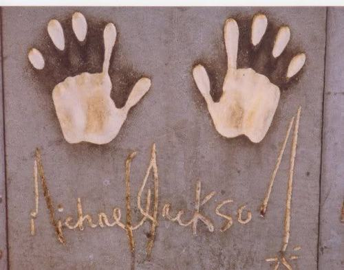 Liseberg Signature/Handprints