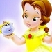 Little Belle - little-disney-princesses icon