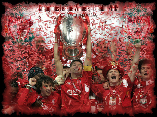 Liverpool wallpaper 1