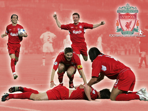 Liverpool Wallpapers 1