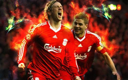 Liverpool kertas-kertas dinding 2