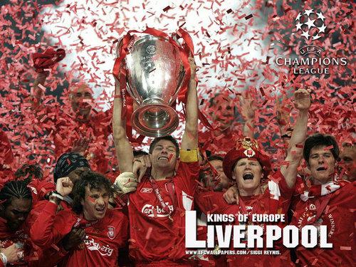 Liverpool پیپر وال 2