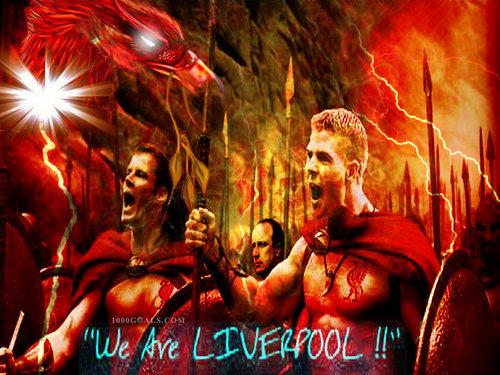 Liverpool karatasi za kupamba ukuta 3