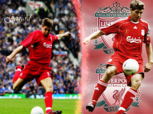 Liverpool Обои 3