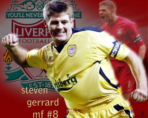 Liverpool các hình nền 4