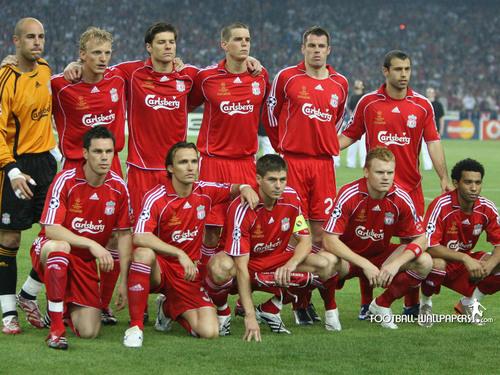 Liverpool karatasi za kupamba ukuta 4