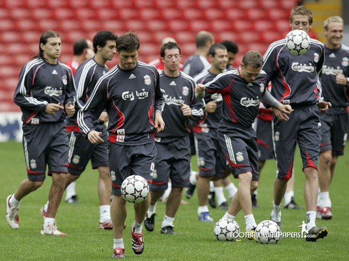 Liverpool Обои 4