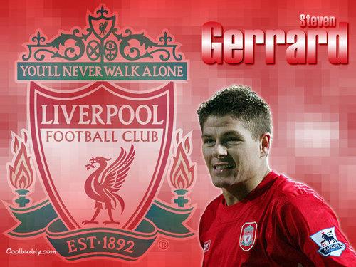 Liverpool پیپر وال 6