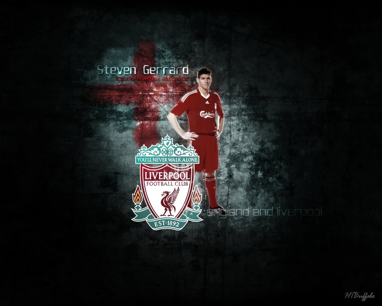 Wallpaper Logo Liverpool ·①