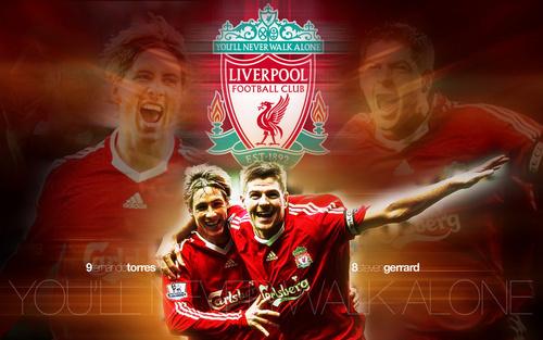 Liverpool Обои 7