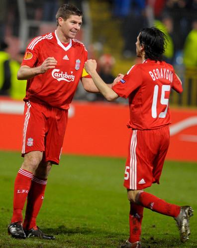 Liverpool v Unirea Urziceni - UEFA Europa League