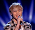 Lloyd On X Factor <3 - lloyd-daniels screencap