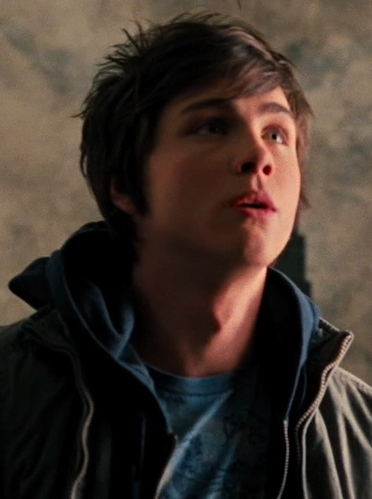 Logan Lerman as Percy Jackson