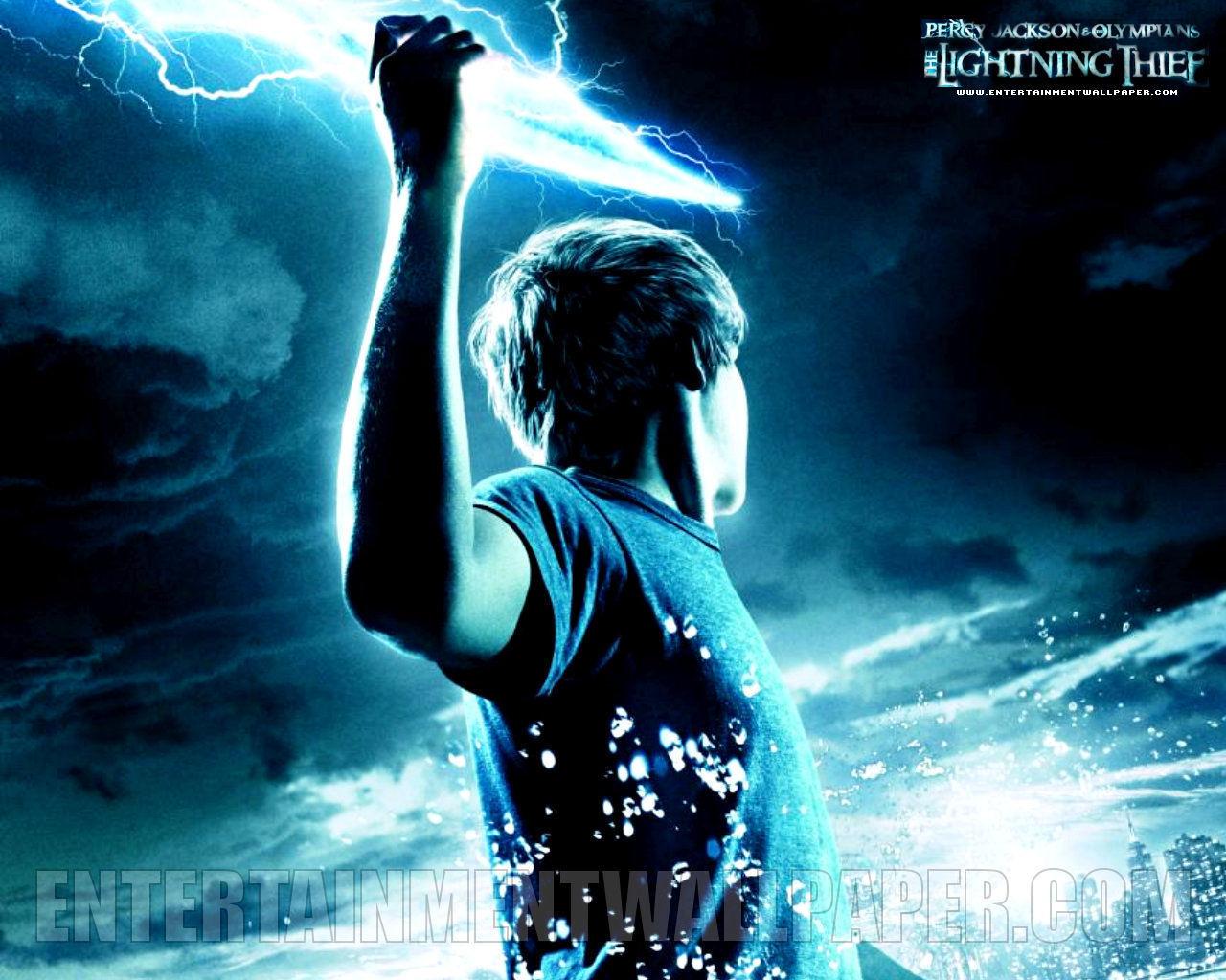 Logan Lerman as Percy Jackson - logan-lerman photo