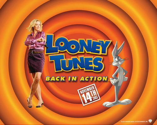 Filme Hintergrund called Looney Tunes: Back in Action