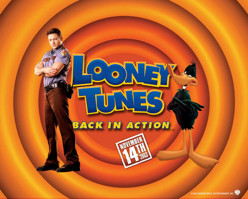 Filem kertas dinding titled Looney Tunes: Back in Action