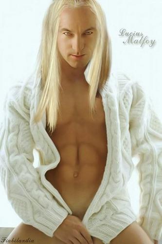 Jason Isaacs پیپر وال titled Lucius Malfoy