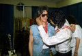 MJ Eddie VH - michael-jackson photo