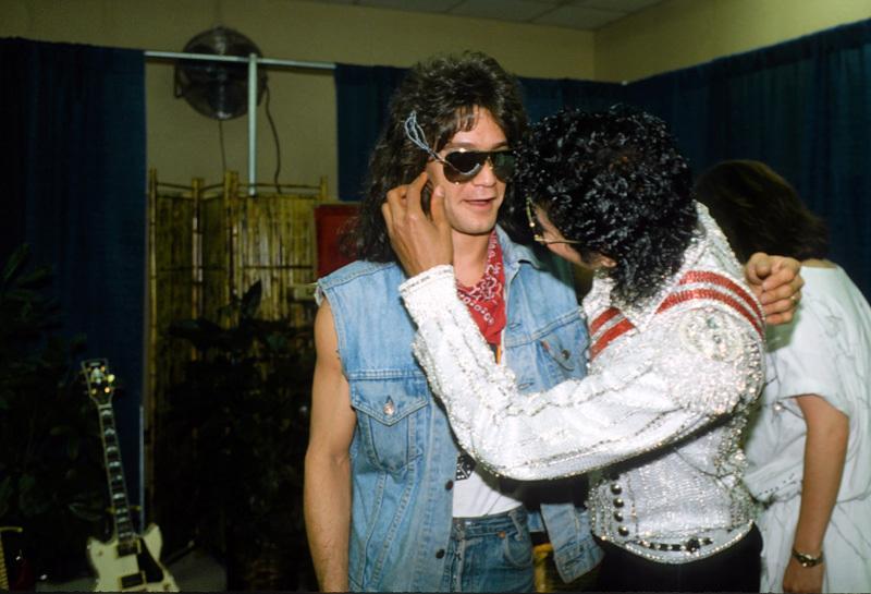 MJ Eddie VH