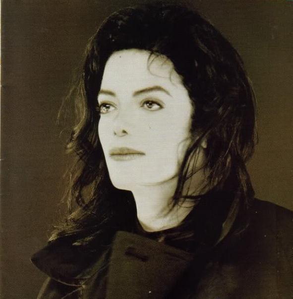 MJ Stranger In Moscow Shot