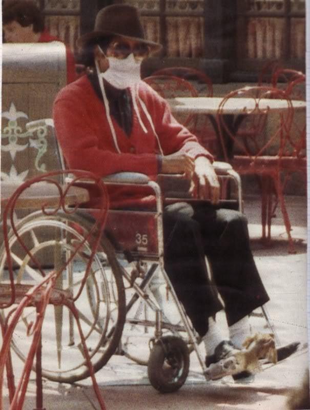 MJ Wheelchair