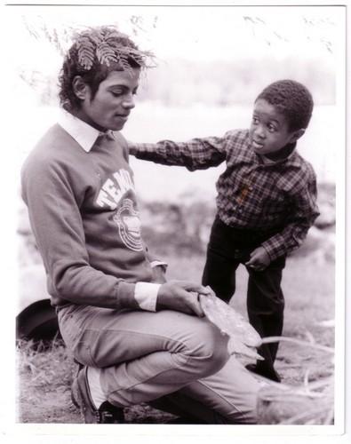 MJ and Emmanuel