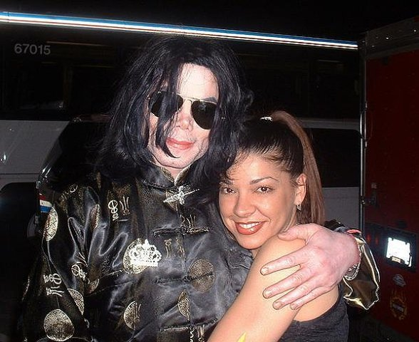 MJ and Friend