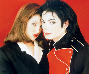 MJ and Lisa Marie :)