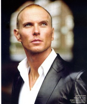 luke goss wallpaper entitled MR.COOL