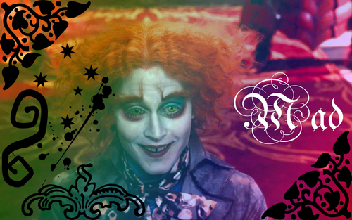 Mad Hatter wallpaper - Mad