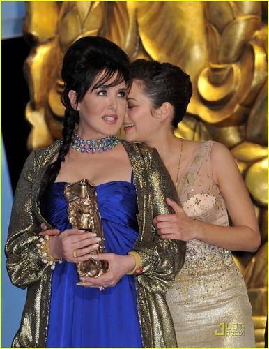 Marion @ 2010 Cesar Film Awards