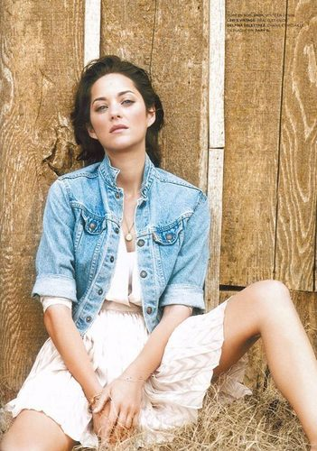 Marion Cotillard | L'Officiel Magazine Scans