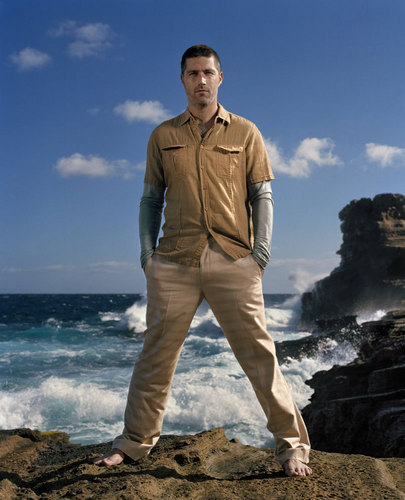 Matthew Fox Photoshoot