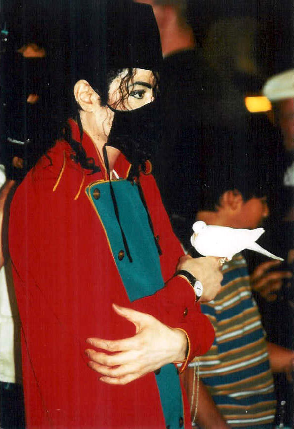 Michael Holding голубь