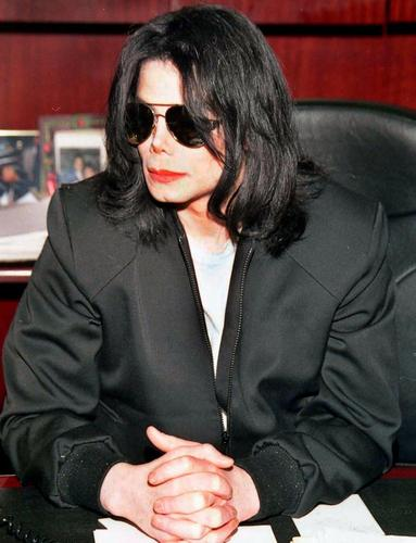 Michael In Repose