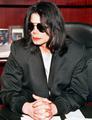 Michael In Repose - michael-jackson photo