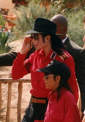 Michael, Michael, Michael (: