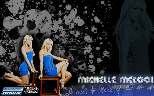 Michelle Mccool Wallpaper