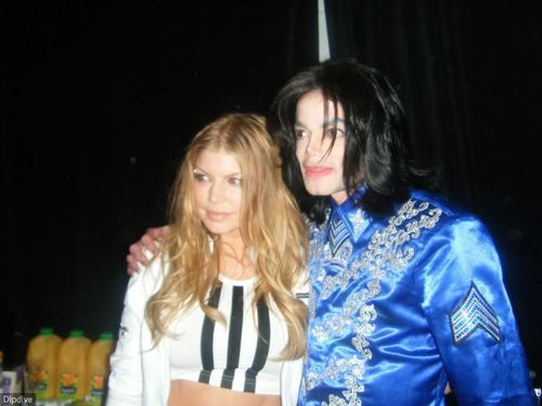 Mike and Fergie