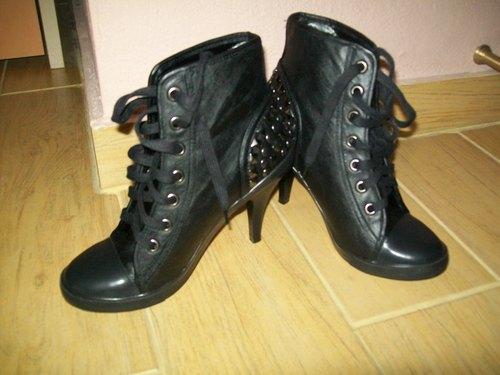 My high heels boots! :D