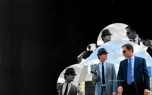 White Collar wallpaper titled Neal Caffrey