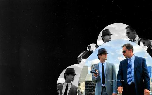 White Collar wallpaper titled Neal Caffrey