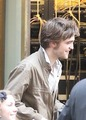 New Pictures of Robert Pattinson Leaving the 'Today Show' - twilight-series photo