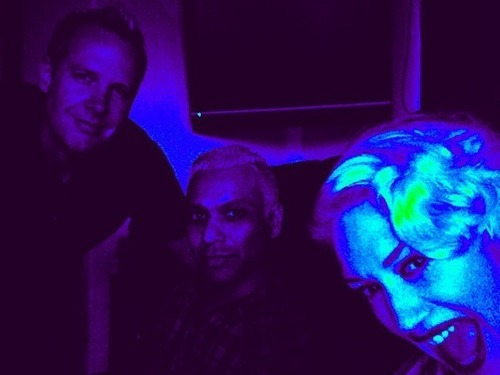 New Twitter pics! - no-doubt Photo