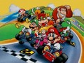 Old School Mario Kart - mario-kart photo